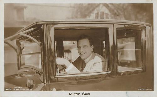 Milton Sills