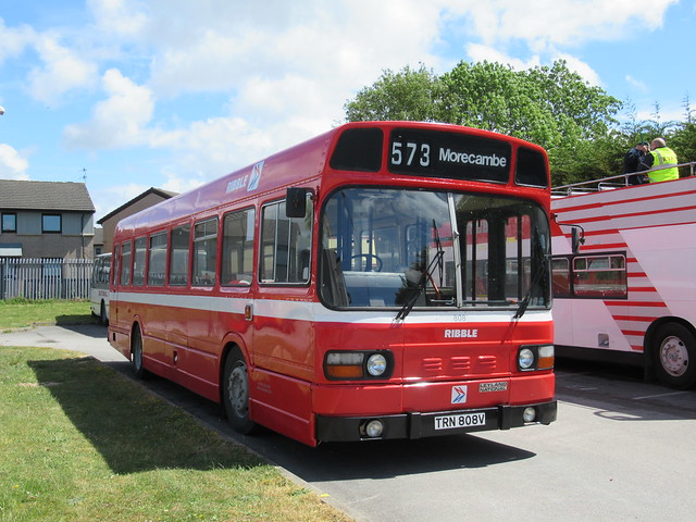Preserved Ribble 808 (TRN808V) 26052019b