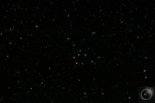 Brocchi's Cluster (The Coathanger Asterism)  03:15 BST 26/08/19