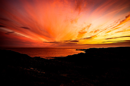 Fires In The Sky | by Brian Travelling
