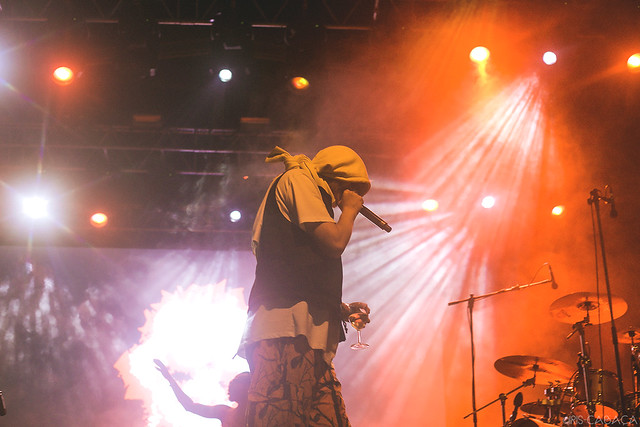Kamaal Williams @ Vodafone Paredes de Coura 2019