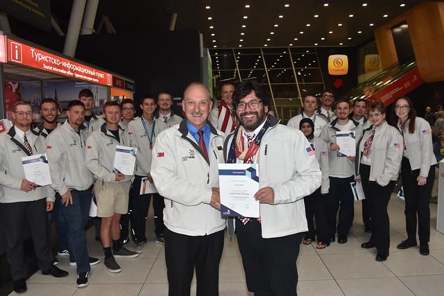 2019 WorldSkills Competition: Awards Ceremony