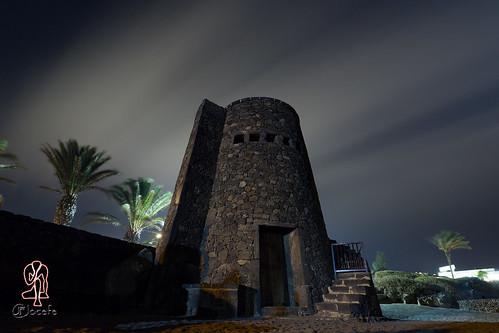 Torreón bañado de luz