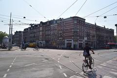 kruispunt Marnixstraat-Rozengracht