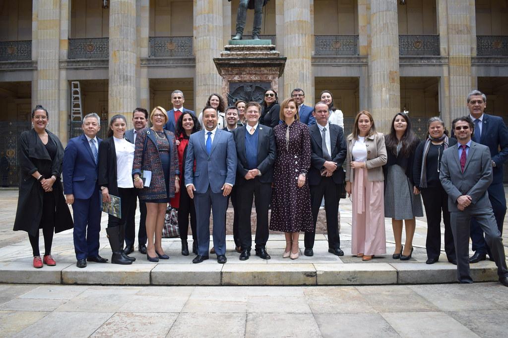 FAO y Parlamentarios contra el Hambre de América Latina, comparten experiencias en materia de legislaciones para evitar el desperdicio y pérdida de alimentos