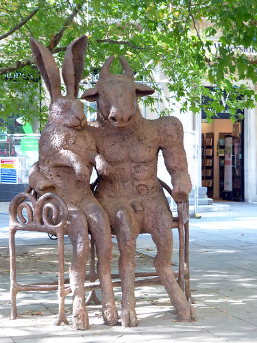 The Hare and Minotaur