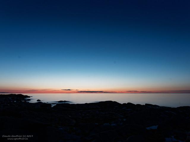 L'heure bleue, Métis sur Mer
