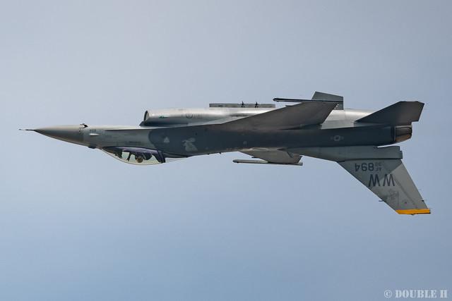 PACAF F-16 Demo at MatsushimaAB Airshow 2019 Rehearsal (25)