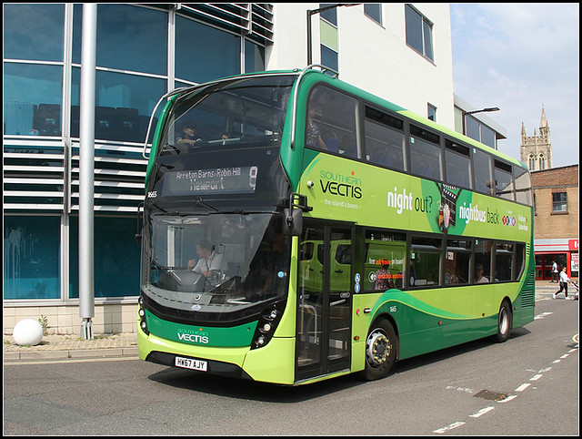 Southern Vectis 1665