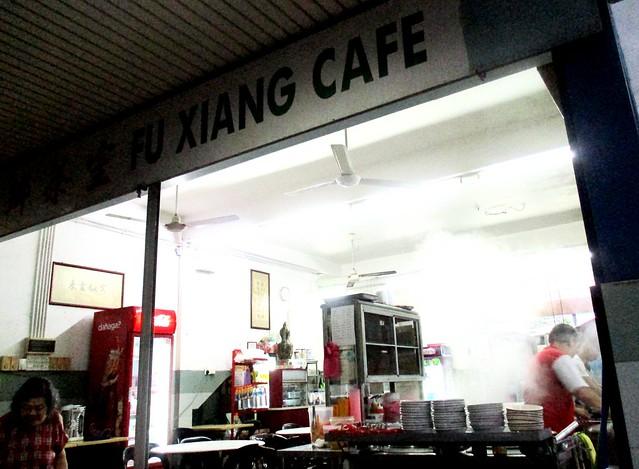 Fu Xiang Cafe