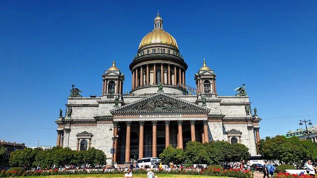 Catedral de San Isaac - San Peterburgo
