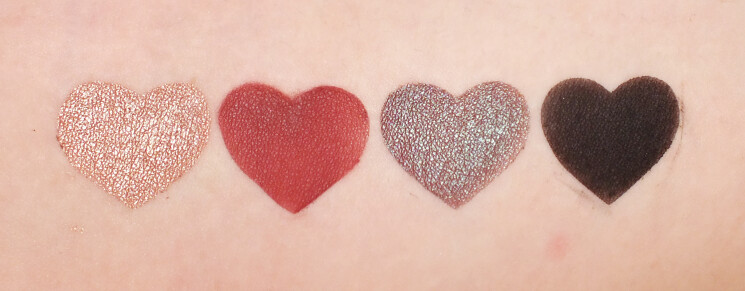 mary kay feel fierce petite bundle swatches