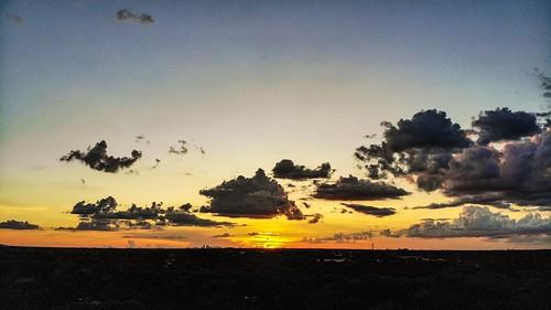 sunset clouds tampabay florida storms uav aerialphotography valrico drone dji unmannedaerialvehicle mavicair sky stormclouds skyporn colorfulskies
