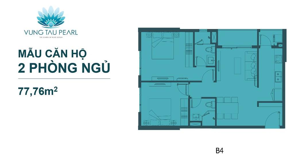 thiết kế căn hộ Vung Tau Pearl