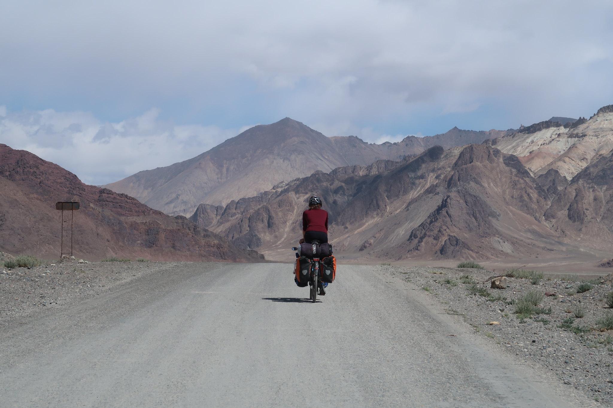 Tajakistan 🚲💚🚲