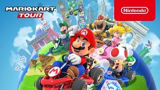 任天堂人氣競速遊戲登上手機平台  《瑪利歐賽車巡迴賽(Mario Kart Tour)》開放預先註冊!