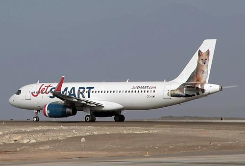 JetSMART A320 CC-AWI (JetSMART)