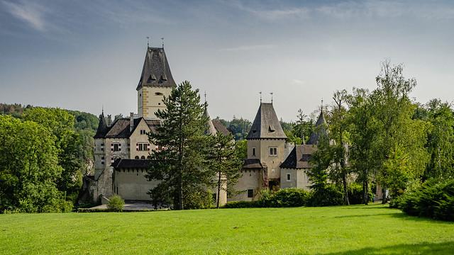 The castle Ottenstein