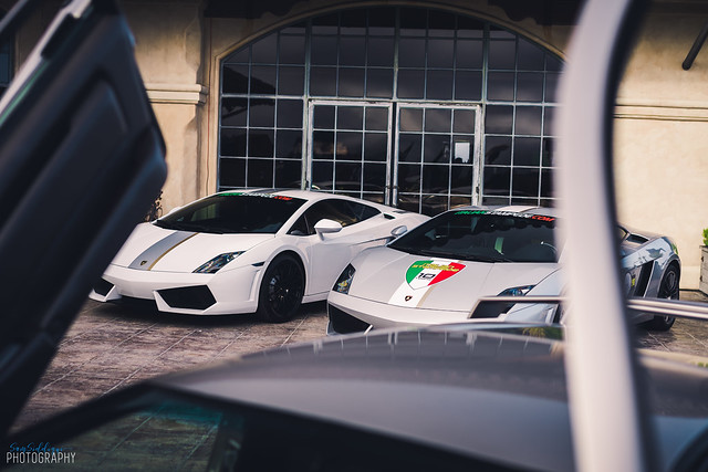 Lamborghini Gallardo Balboni Editions