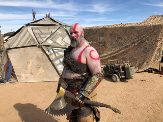 Wasteland Weekend 2018: Wasteland Kratos | by djmayhem