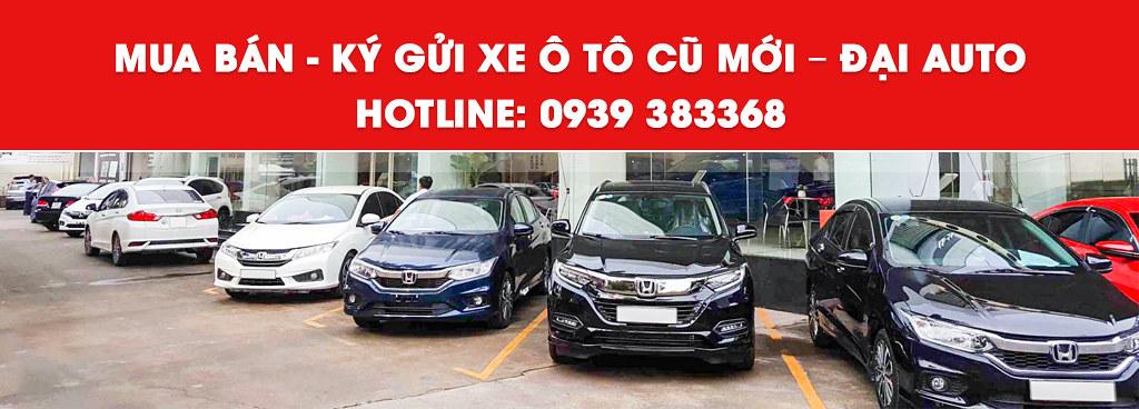 Xe hơi Ô tô đã qua sử dụng - Xe cũ tại Cần Thơ - ĐẠI 0939 383368