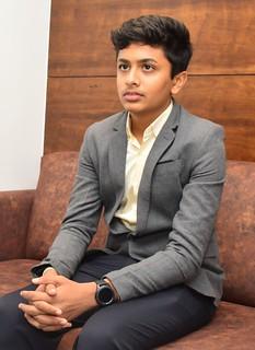 Tilak Mehta of Paper N Parcels attended Allen Champ