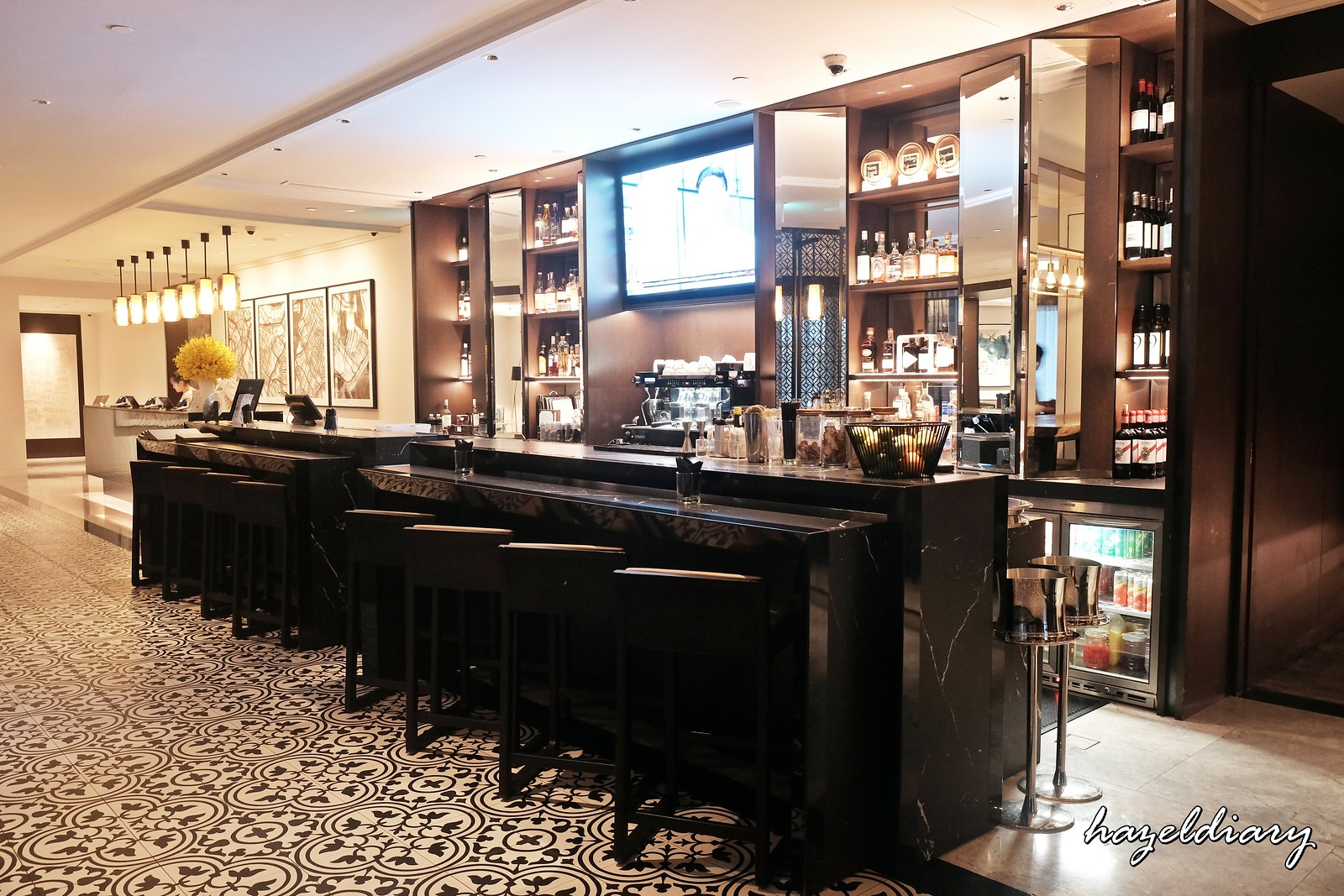 Tablescape Restaurant and Bar Grand Park City Hall
