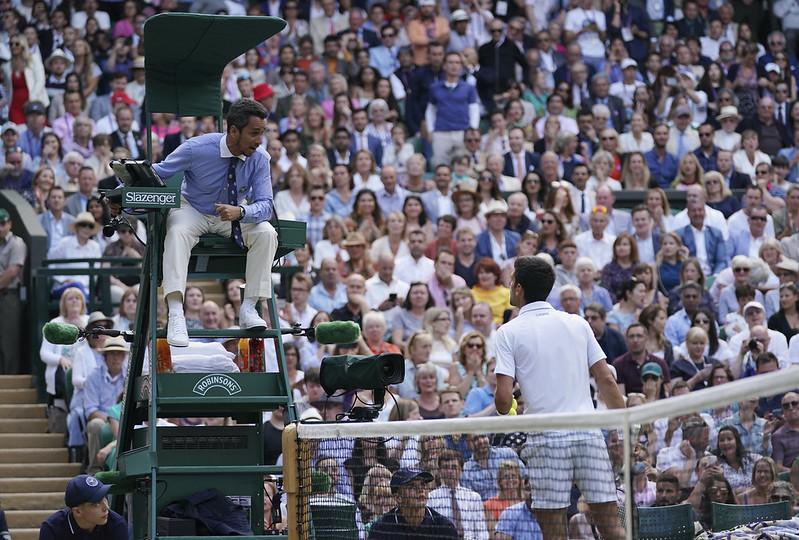 Damian Steiner與Novak Djokovic。(達志影像資料照)