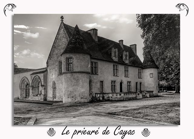 Prieuré de Cayrac :