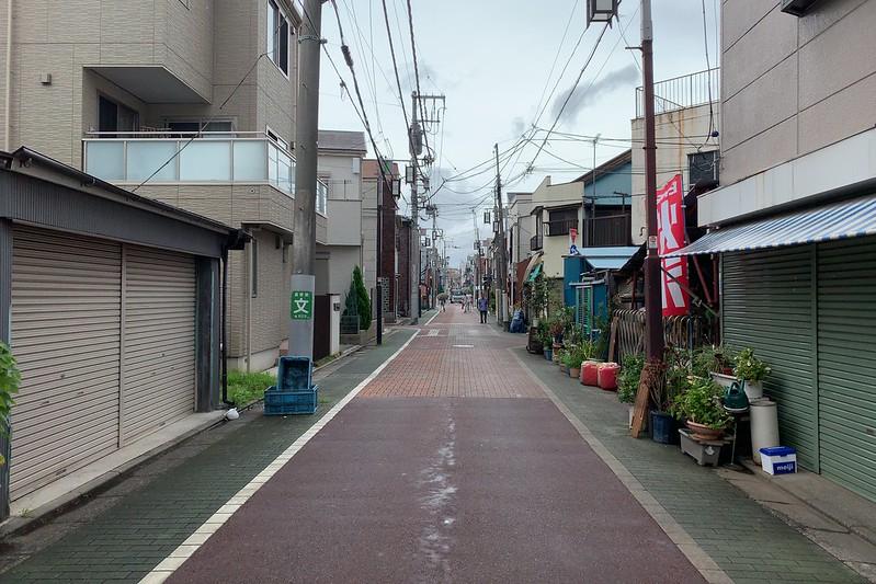 偽 東京いい道しぶい道 西新井関原通り通り 関原通り