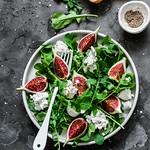 fig salad...