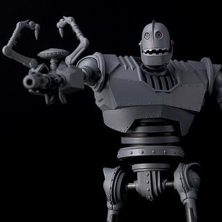 期待的武裝版本登場!千值練 RIOBOT 《鐵巨人》鐵巨人 戰鬥模式(アイアン・ジャイアント バトルモード)