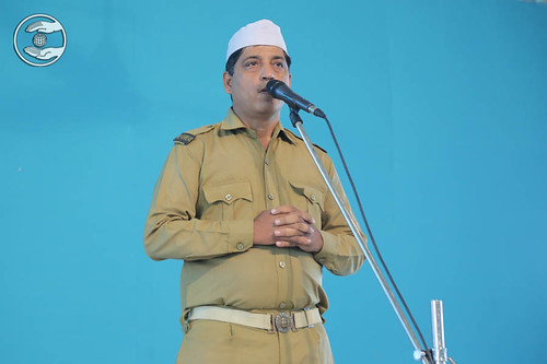 Speech by Mahender from Dilshad Colony, Delhi