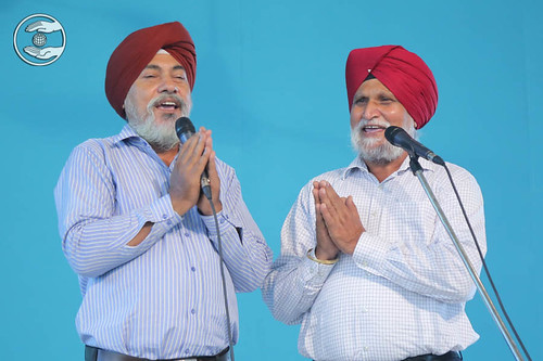 Bhajan by Gurnam and Sathi, Panipat, HR