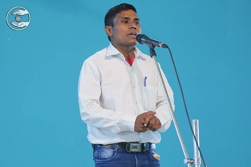 Speech by Sikander Kumar, Azamgarh, UP