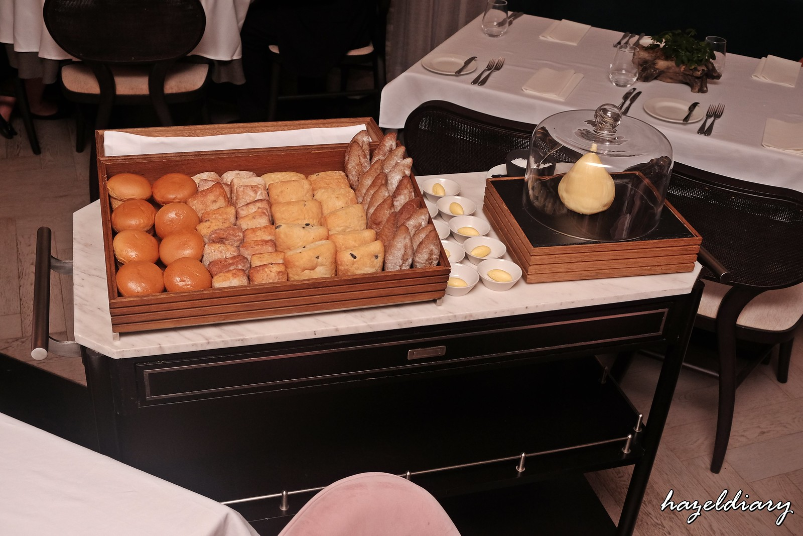 Tablescape Restaurant and Bar Grand Park City Hall-Breads-2
