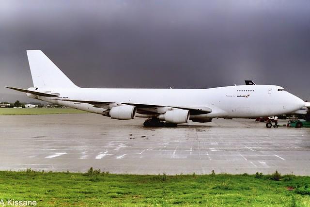 ATLAS AIR B747 N640FE