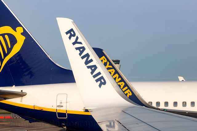 EI-DLI Ryanair B737-800 Dublin Airport