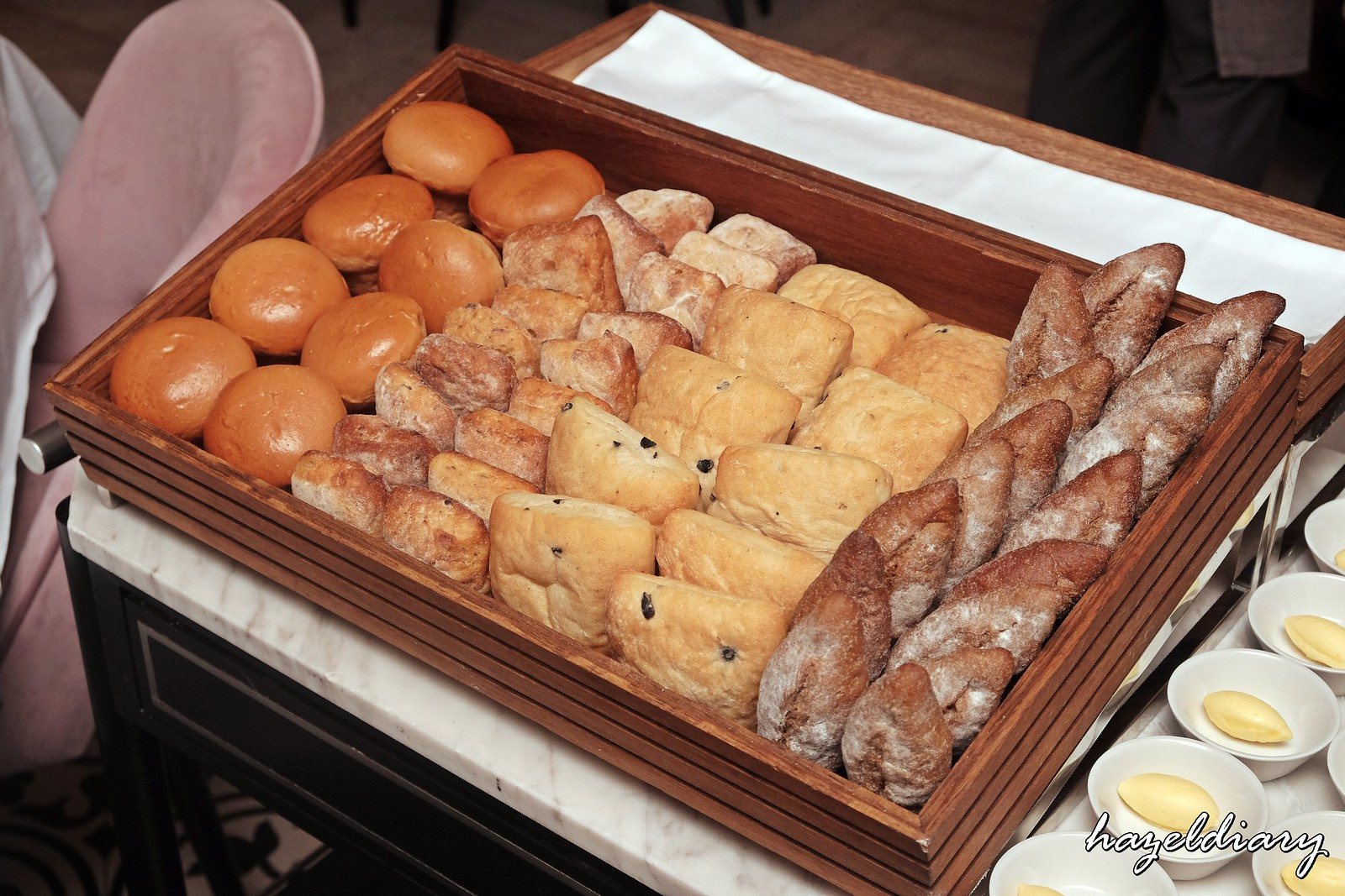 Tablescape Restaurant and Bar Grand Park City Hall-Breads