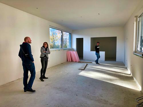 Building Site - Community Radio Pinzgau 11/2018
