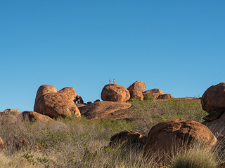 Devils Marbles Area