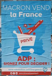 Macron vend la France