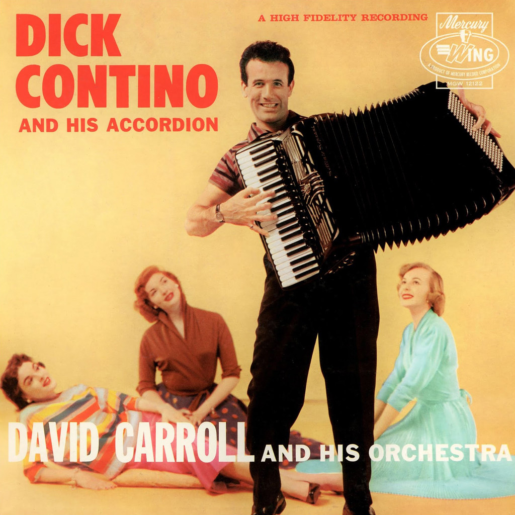 Dick Contino and His Accordion