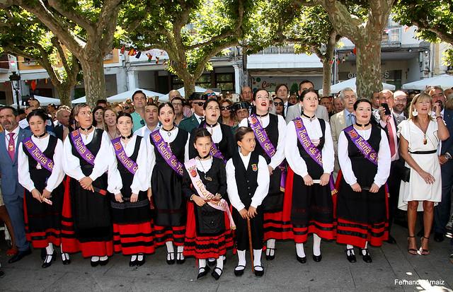 Día de San Roque Recepción e Himno a Briviesca 9