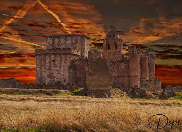 06-09/365_Castillo de turégano (segovia)