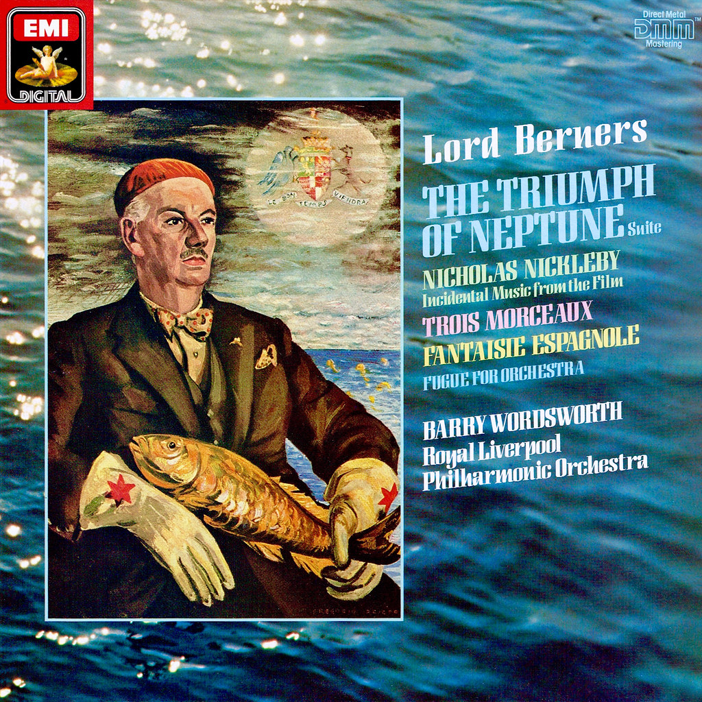 Lord Berners - The Triumph of Neptune