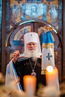 28.08.2019 | Литургия в Софийском соборе