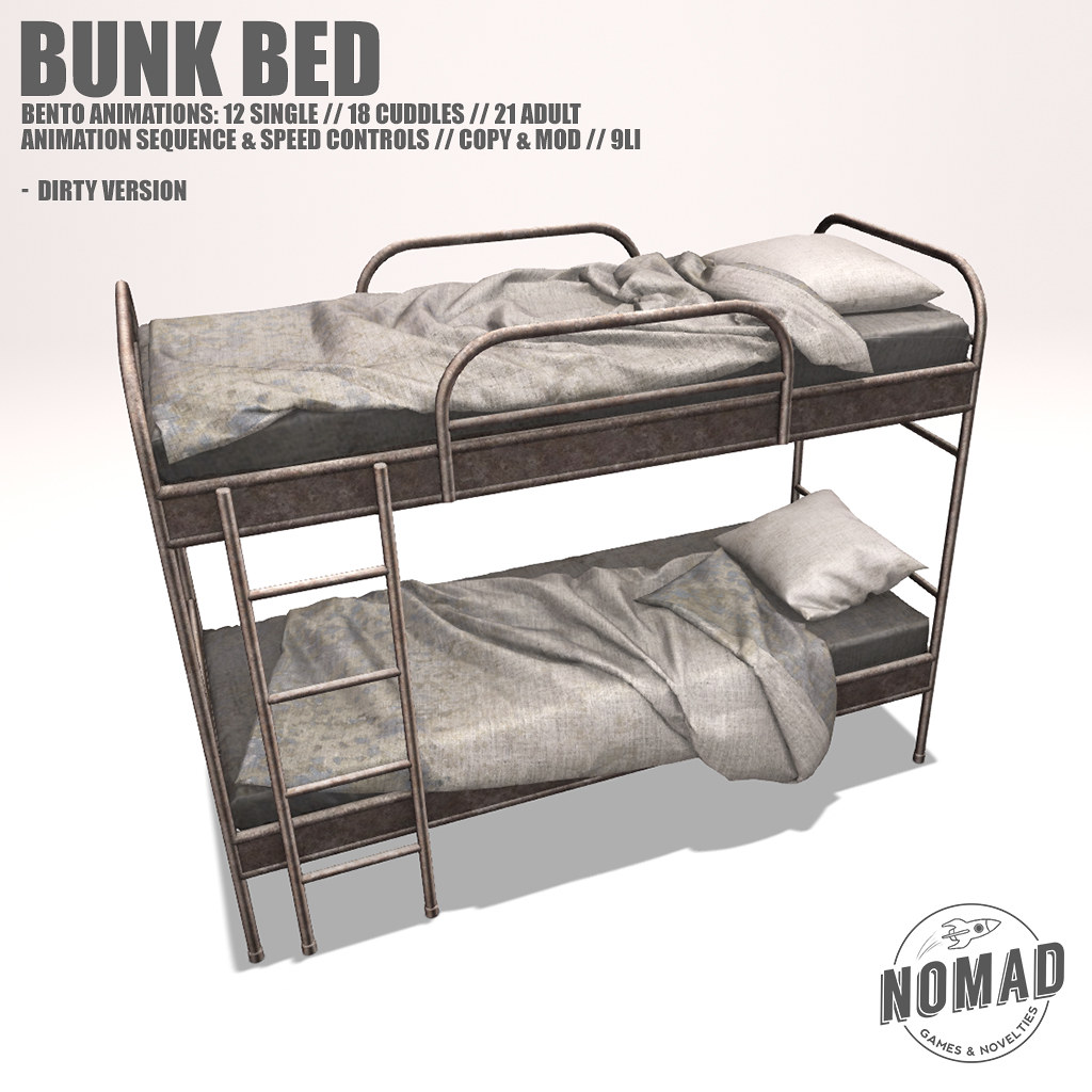 NOMAD // BUNK BED