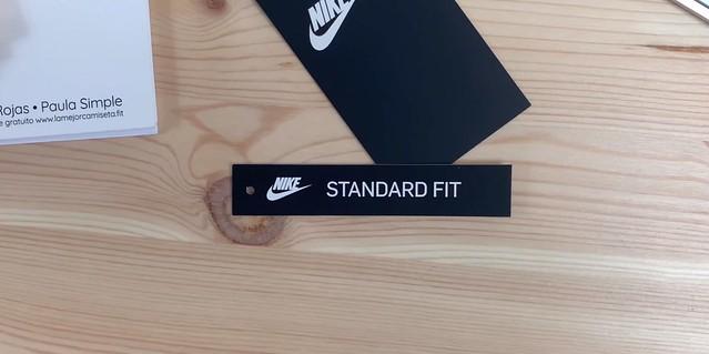 Nike logo club ajuste estándar