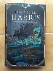 The Testament of Loki - Joanne M. Harris
